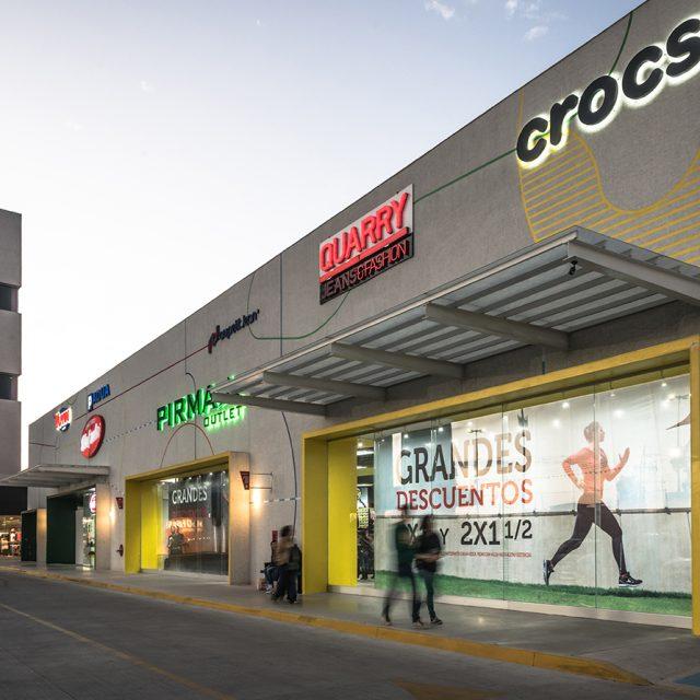 Plaza Hilvana Outlet Querétaro
