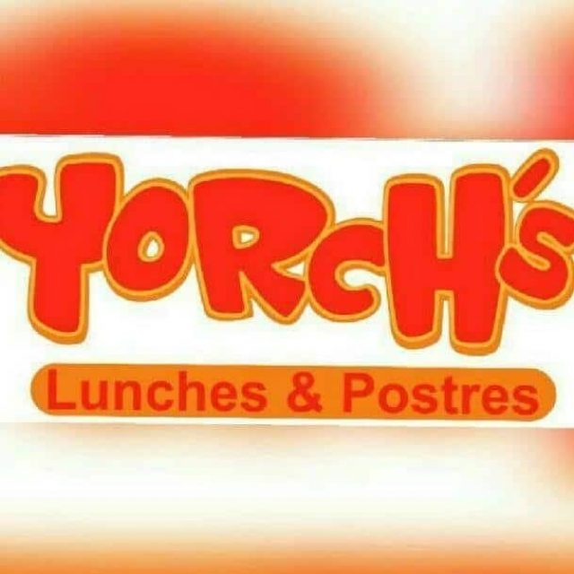 Lunches y Postres Yorch's